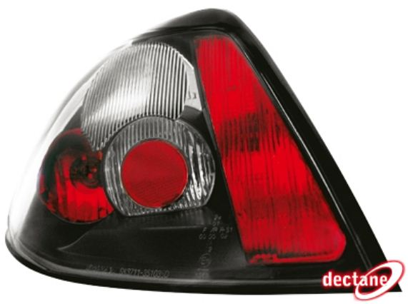 a53e0c68ef Zadní světla Renault Megane 03-09 3 5D černá  KJ-SVRR09B  - 2.604 ...