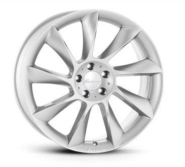 LORINSER RS8, stříbrné